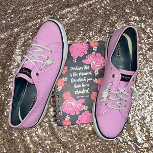 Sperry Top-Sider Seacoast Orchid Sneakers